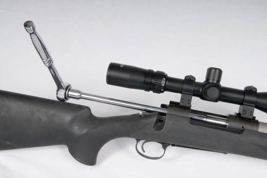 Precision Rifle's 700 Remington